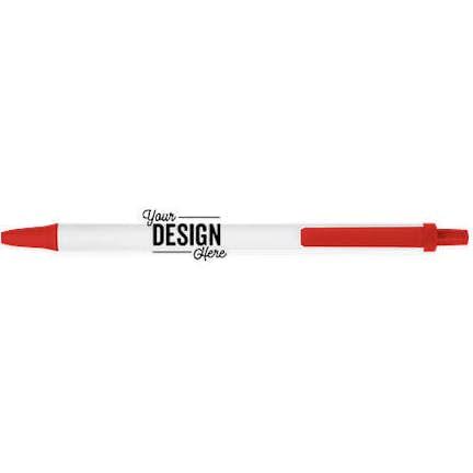 Design Custom Logo Bic Clic Stic Pens