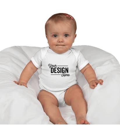 wholesale price aliexpress ever popular Rabbit Skins Jersey Baby Bodysuit
