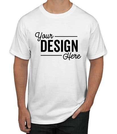 new products for wide varieties beautiful style Design Custom Printed Hanes Tagless T-Shirts Online at CustomInk
