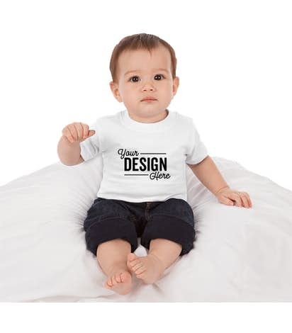 most fashionable detailing bright n colour Rabbit Skins Jersey Baby T-shirt