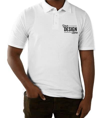 custom ink custom business polo shirts