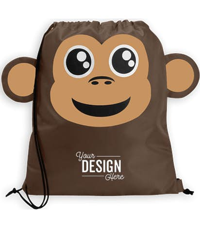 Paws N Claws Sport Drawstring Bag