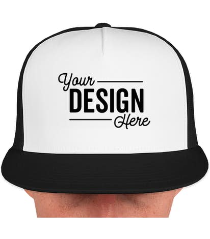 yupoong snapback trucker hats