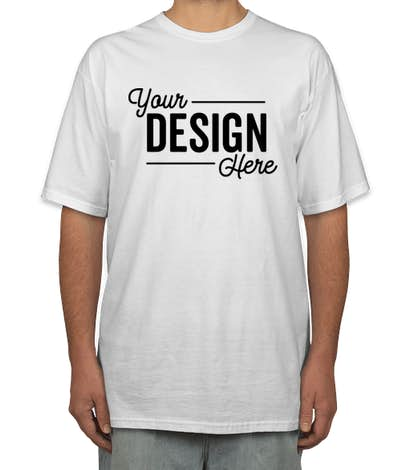Custom Gildan Ultra Cotton Tall T Shirt