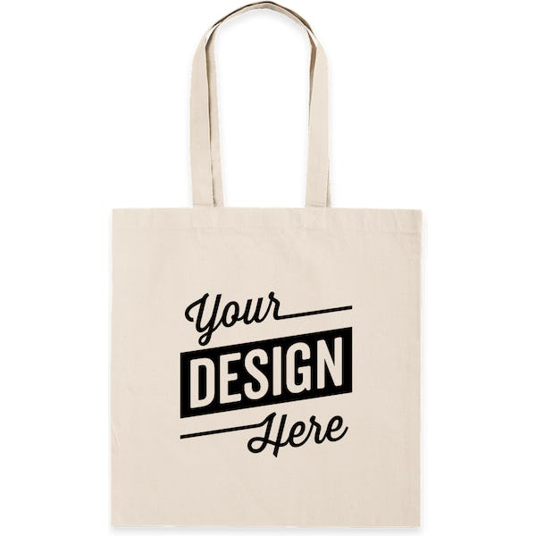Design Custom Printed 100% Cotton Canvas Totes Online at CustomInk 05926db121a9
