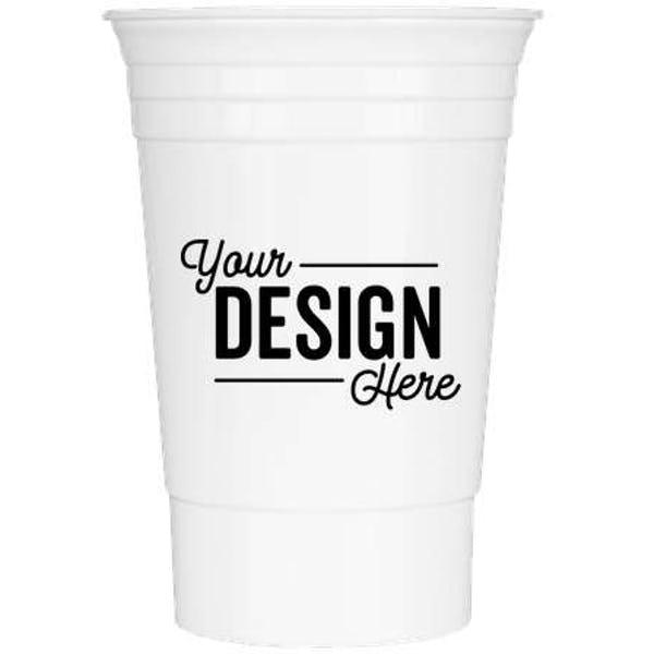 Custom Party Cups Reusable Plastic