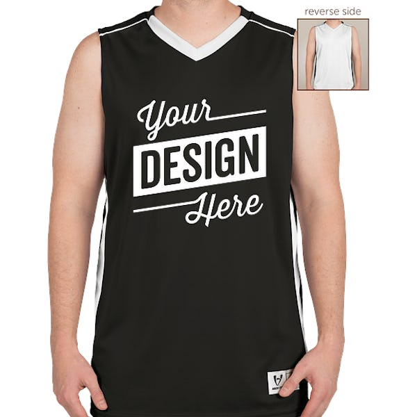 new style 5b778 91c29 High Five Competition Reversible Basketball Jersey