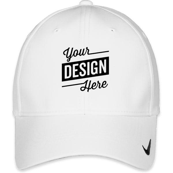 b6fc4487a45 Design Custom Nike Golf Swoosh Legacy Performance Hats Online at CustomInk