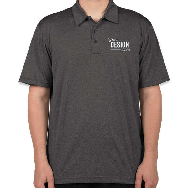 Custom Sport Tek Heather Contender Performance Polo Embroidered Design Embroidered Polo Shirts Online At Customink Com Everything about major sports including football, cricket, tennis, motogp, rugby and american sports. sport tek heather contender performance polo embroidered