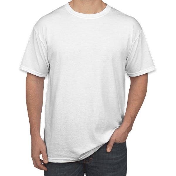 Custom Printed Gildan 50 T Shirts